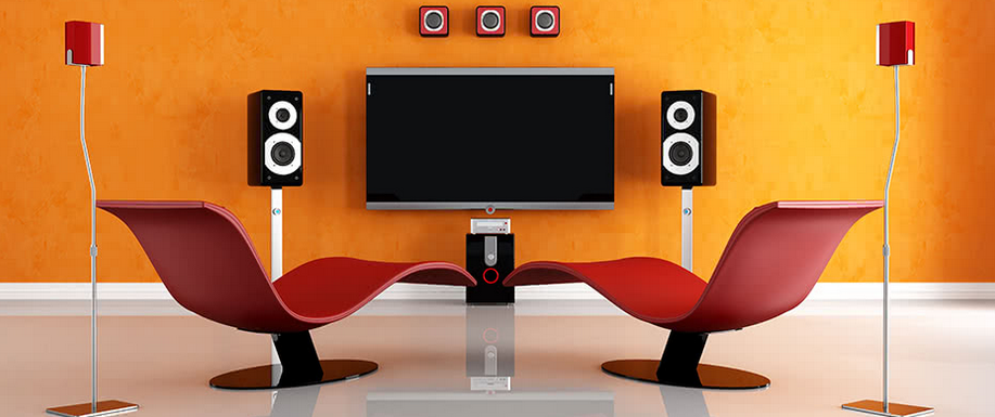 Find Out Best Home Theater System With Bluetooth Speakers